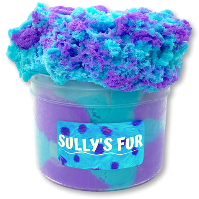 Sullys Fur Cloud Slime Scented - Buy Slime - Dope Slimes