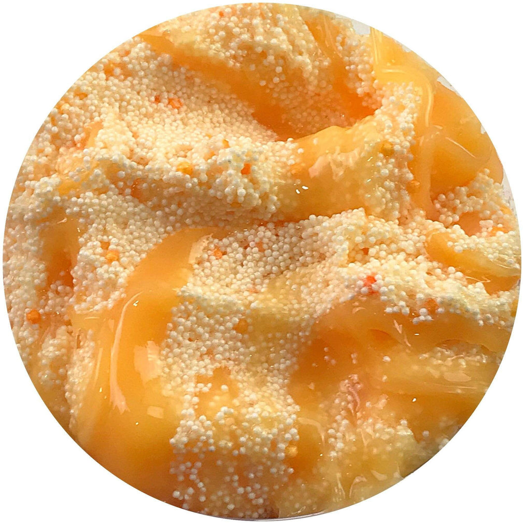 ORANGE JULIUS MICROBEAD FLOAM SLIME
