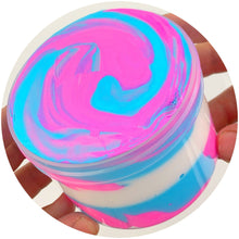 Load image into Gallery viewer, Cotton Candy Ice Cream Sandwich