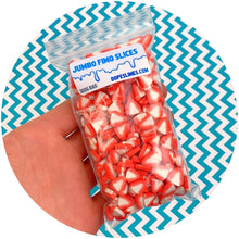 Load image into Gallery viewer, Jumbo Strawberry Fimo Slices