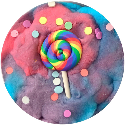 Candy Land Cloud Slime Scented w/ Charm