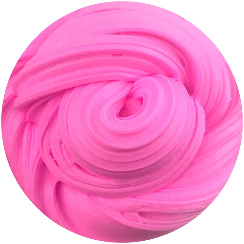 Cotton Candy Bubble Gum - Pink Slime - Butter Slime - www.dopeslimes.com - Dope Slimes LLC