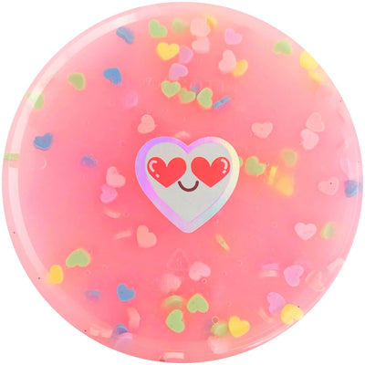 Conversation Hearts Scented Slime - Buy Slime - Dope Slimes Shop