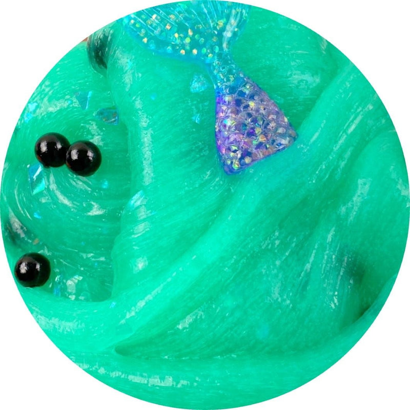 Mermaid Dream Boba Jelly Slime - Shop Slime - Dope Slimes