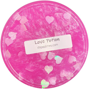 Love Potion Slime Scented - Buy Slime - Dope Slimes Shop