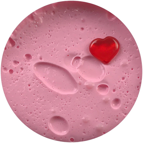 Slime - Strawberry Milkshake Scented Slime with Charm - Photo 1