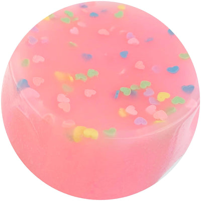 Conversation Hearts Scented Slime - Buy Slime - DopeSlimes Shop