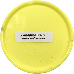 Pineapple Breeze Butter Slime Scented