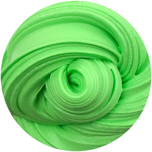 Green Apple Jolly Rancher Butter Slime Scented
