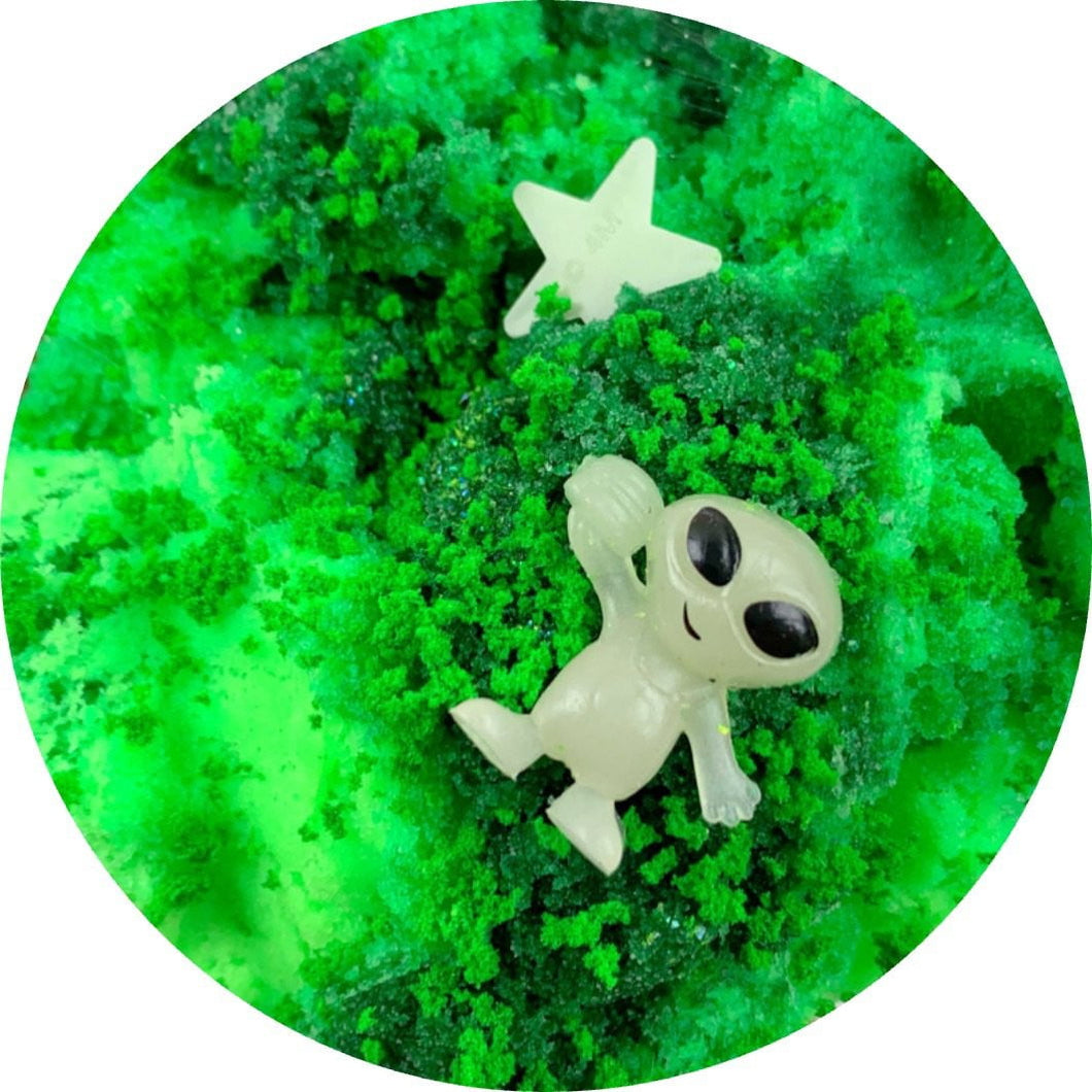 Area 51 Abduction Cloud Slime - Shop Slime - Dope Slimes