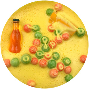 Tropical Soda Pop Slime Scented w/ Charm