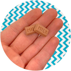 Milk Chocolate Charm