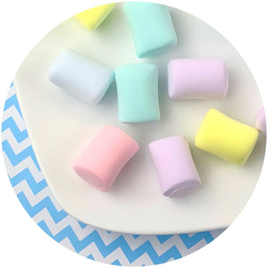 Jumbo Pastel Marshmallows
