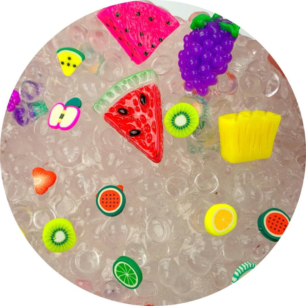 Fruit Medley Fishbowl Slime Scented - Buy Slime - Dope Slimes