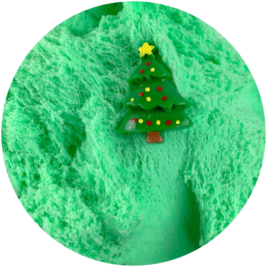 Christmas Tree Cloud Slime dopeslimes dope slime