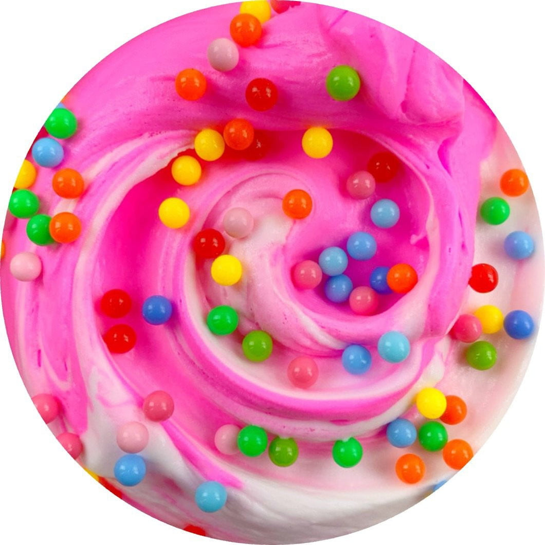Circus Animal Frosting Butter Slime - Shop Slime - Dope Slimes