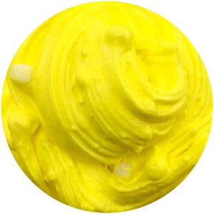Movie Theatre Popcorn Butter Floam Slime Scented w/ Charm