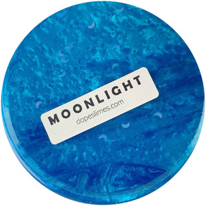 Moonlight Clear Slime Scented - Buy Slime - Dope Slimes