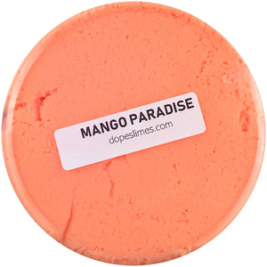 Mango Paradise Cloud Slime Scented - Dope Slimes