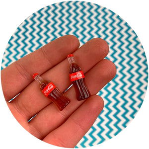 Coca-Cola Bottle Charm