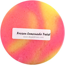 Load image into Gallery viewer, Frozen Lemonade Twist Crunch Slime Scented Dope Slimes