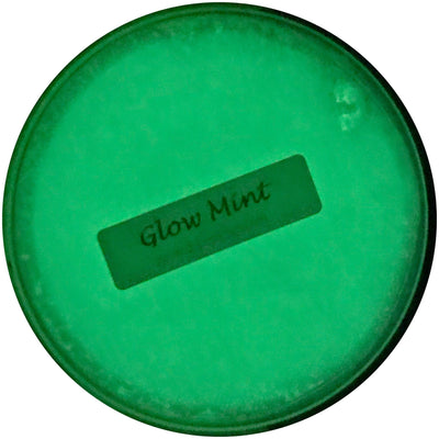 Glow Mint Cloud Slime Scented Glow In The Dark Dope Slime