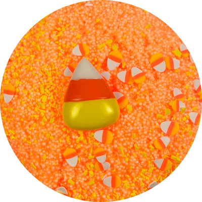 Candy Corn Explosion Micro-Floam Slime - Shop Slime - Dope Slimes