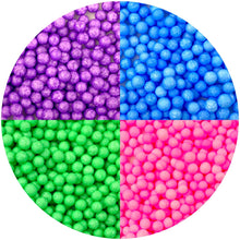 Load image into Gallery viewer, Large Bright Foam Beads - Buy Slime Supplies - DopeSlimes