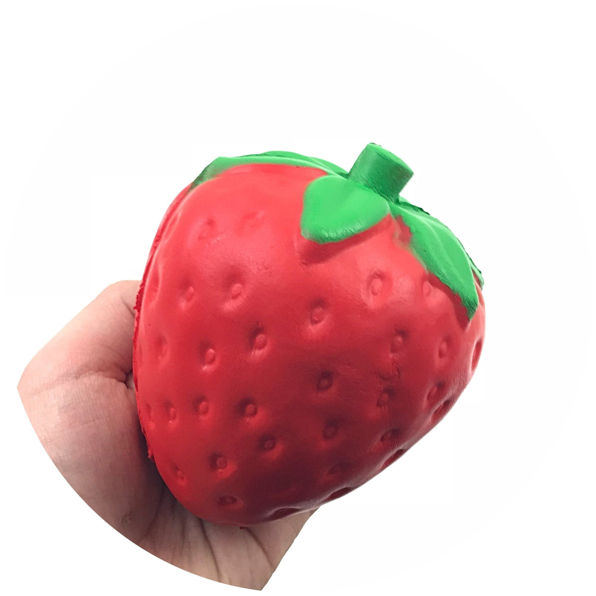 Strawberry Fruit Squishy