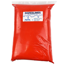 HUGE Red Soft Clay - 1 kg