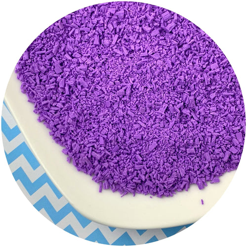 Purple Chunk Sprinkles