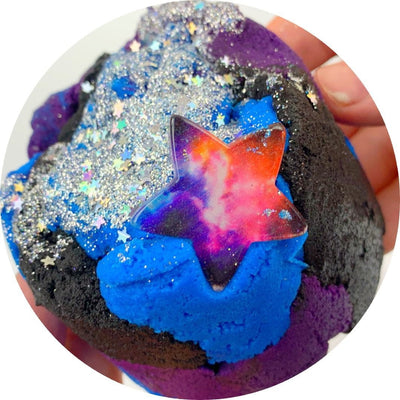 Shadownova Cloud Slime Scented - Shop Slime - Dope Slimes