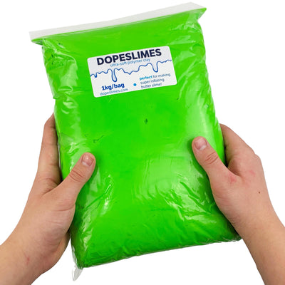 HUGE Soft Inflating Polymer Slime Clay - 1kg - Buy Discounted Clay