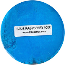 Load image into Gallery viewer, Blue Raspberry Icee Cloud Slime Scented