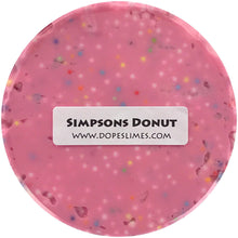 Simpsons Donut Floam Slime Picture 5