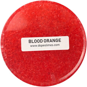 Blood Orange Sugar Scrub Slime Scented
