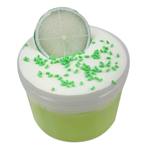 Load image into Gallery viewer, Key Lime Pie DIY Thick Butter Slime - Shop Slime - Dope Slimes