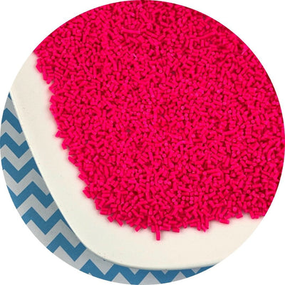 Hot Pink Sprinkles - Shop Slime Supplies - Dope Slimes