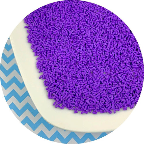 Purple Sprinkles - Shop Slime Supplies - Dope Slimes