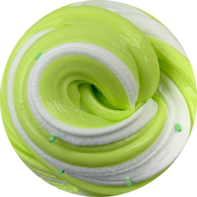 Key Lime Pie DIY Thick Butter Slime - Shop Slime - Dope Slimes