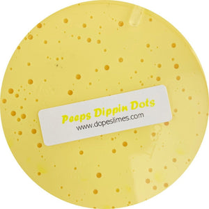 Peeps Dippin' Dots Slime Scented - Shop Slime - Dope Slimes
