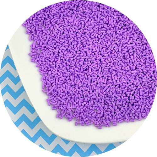 Pastel Purple Sprinkles - Shop Slime Supplies - Dope Slimes