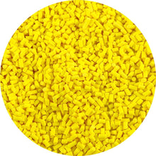 Load image into Gallery viewer, Yellow Sprinkles - Shop Slime Supplies - Dope Slimes