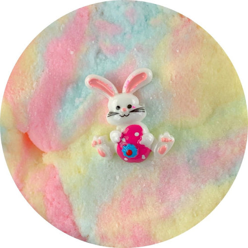 Easter Cotton Candy Cloud Slime Scented - Shop Slime - Dope Slimes