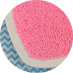 Pastel Pink Sprinkles - Shop Slime Supplies - Dope Slimes