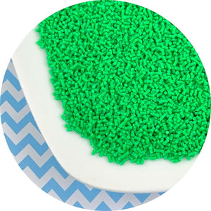 Green Sprinkles - Shop Slime Supplies - Dope Slimes