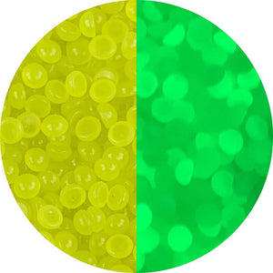 Glow Fishbowl Beads - 7 Colors!