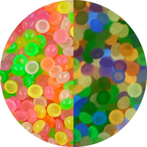Glow Fishbowl Beads - Buy Slime Supplies - Dope Slimes