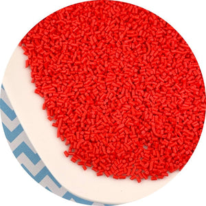 Red Sprinkles - Shop Slime Supplies - Dope Slimes