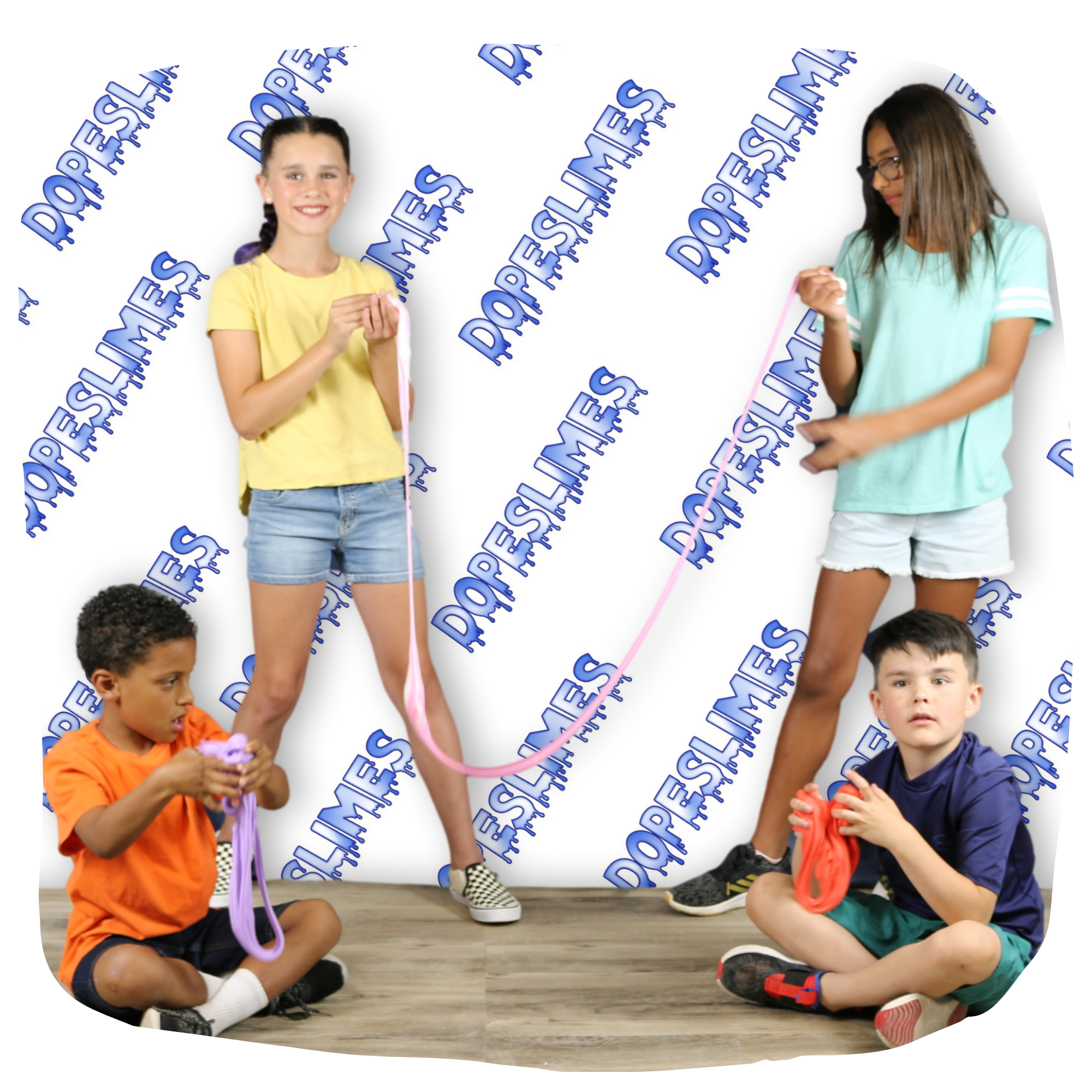 Slime for birthday party and events